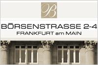 Börsenstraße 2-4 Frankfurt am Main