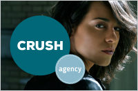 CRUSH agency — Edita Malovcic — Photo © Michael Dürr
